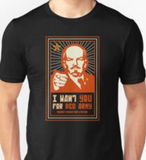 SOVIET RED ARMY I WANT YOU Unisex T-Shirt