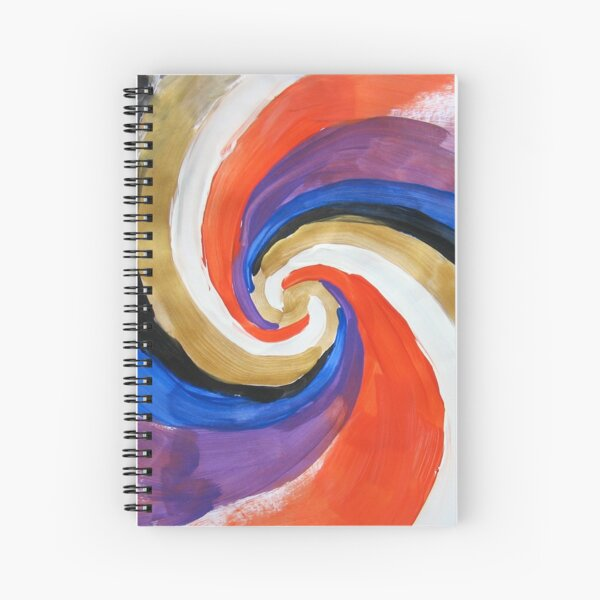Return to the Core Spiral Notebook