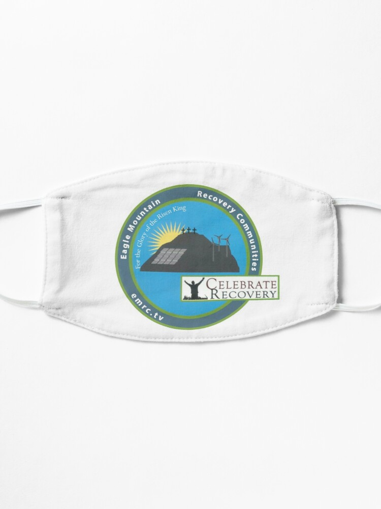 Alternate view of Eagle Mountain Recovery Communities Mask