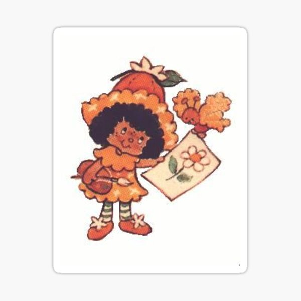 a flower for you (vintage)  Sticker
