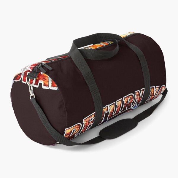 1997 Chicago Bulls NBA Finals Champions Duffle Bag