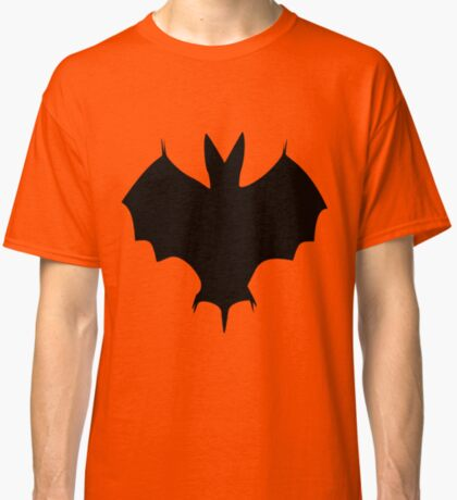 Silhouette Of a Bat Classic T-Shirt