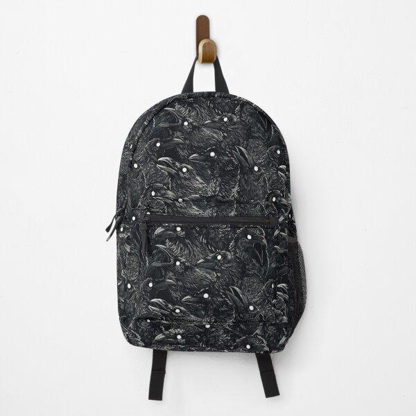 Raven pattern 2 Backpack