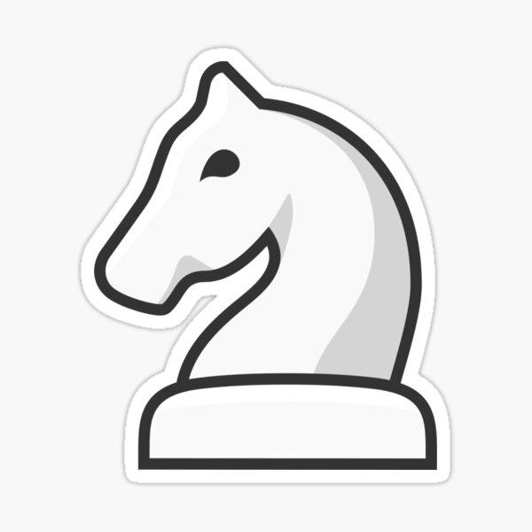 Chess.com Knight Sticker