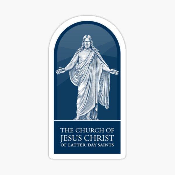 The Church of Jesus Christ of Latter-day Saints - NEW LDS LOGO ICON trending | sticker Sticker