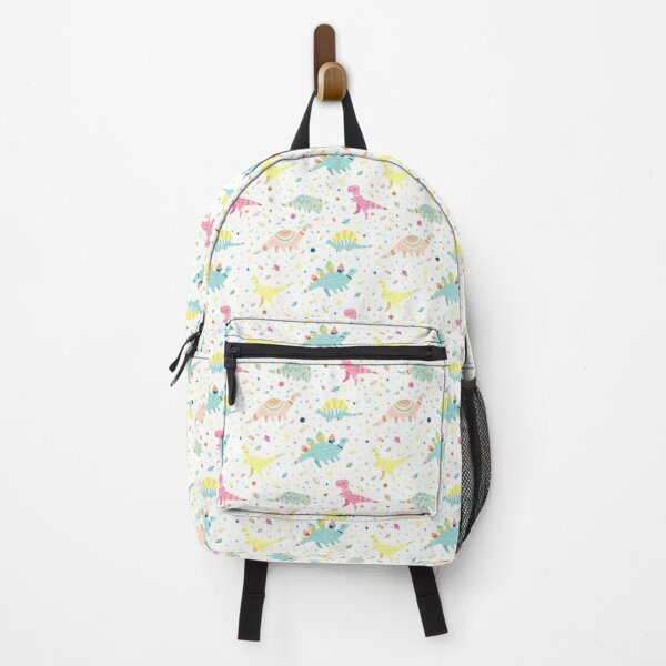 Dinosaur Pattern Backpack