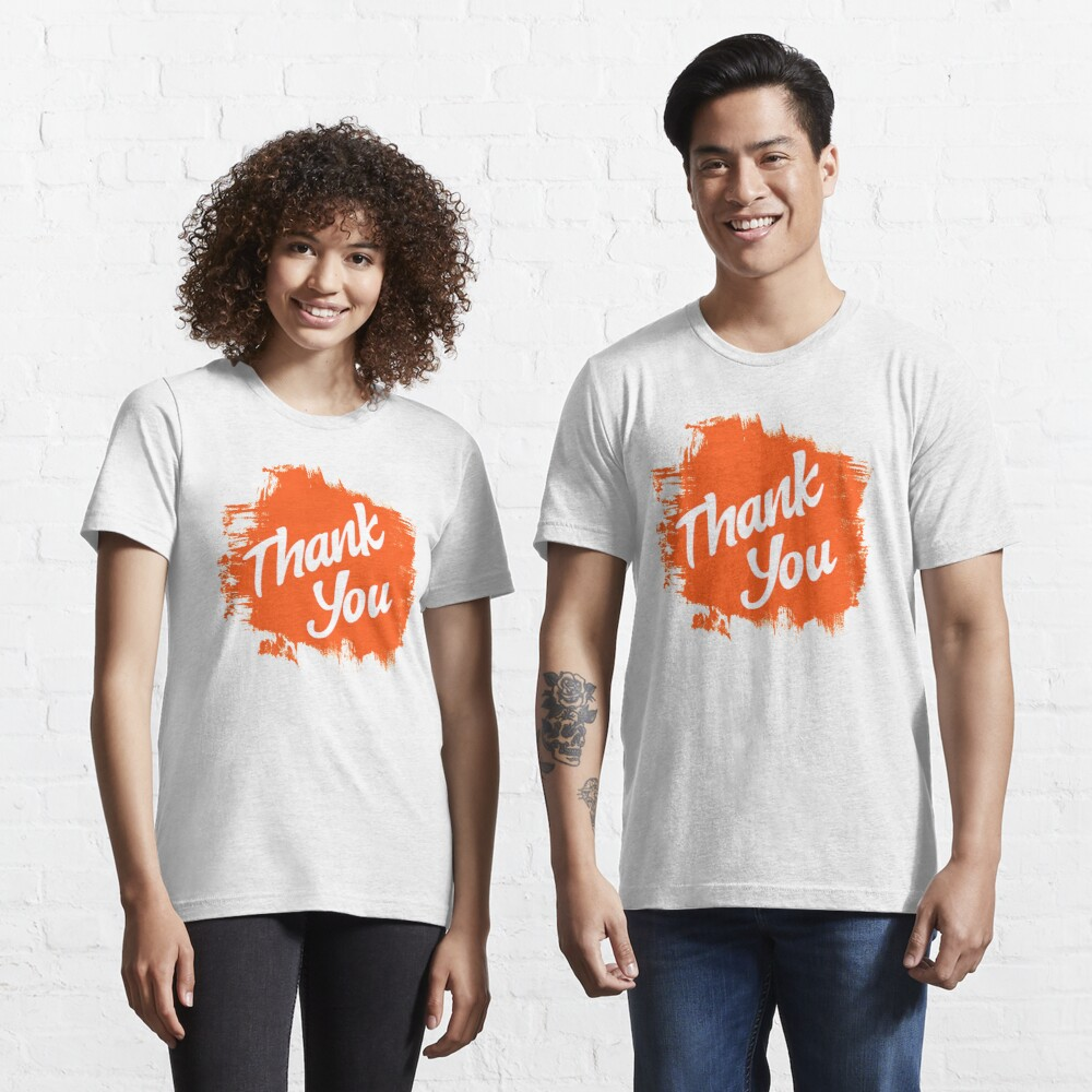 Thank you  Essential T-Shirt