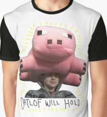 datlof will hold - yogscast lewis Graphic T-Shirt