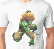 Blanka Street Fighter Unisex T-Shirt