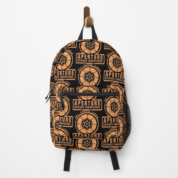 Aperture Laboratories logo  Backpack