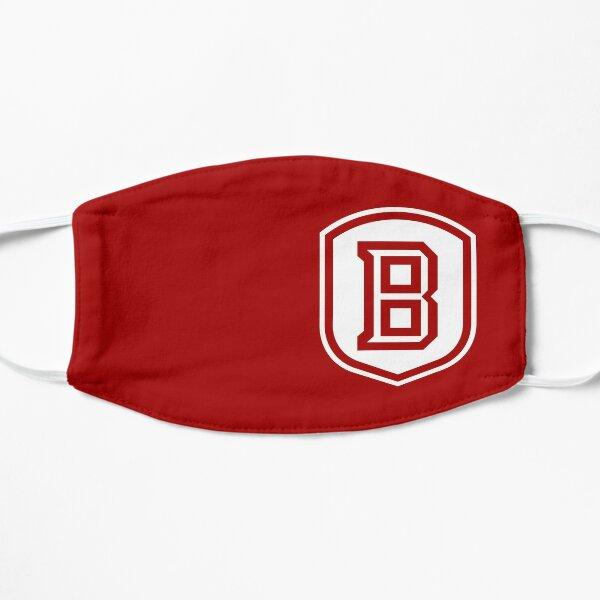 Bradley Braves Flat Mask