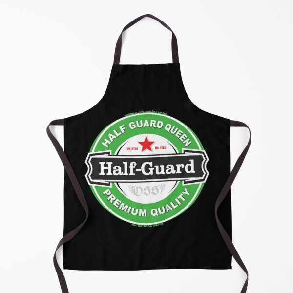Half Guard Queen Apron