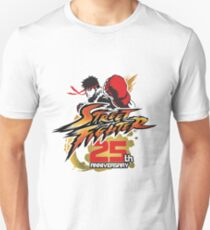 Street Fighter 25th anniversary T-Shirt