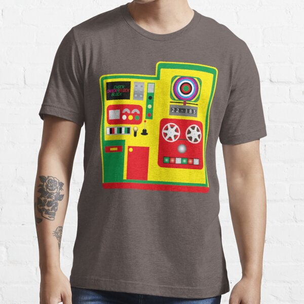 NDVH Chock-A-Block Essential T-Shirt