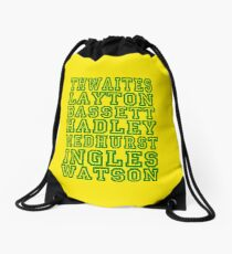 Australian Diamonds London Tour 2016 Drawstring Bag