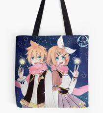 RIn and Len - Gemini Tote Bag