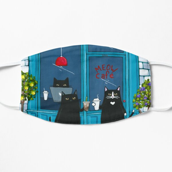 The MEOW Cafe Mask