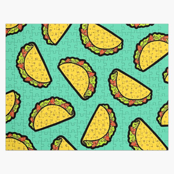 It's Taco Time! Jigsaw Puzzle