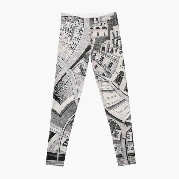 Escher - Print Gallery Leggings