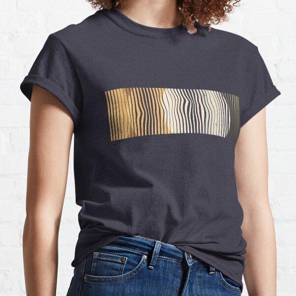 Bokeh Barcode Classic T-Shirt