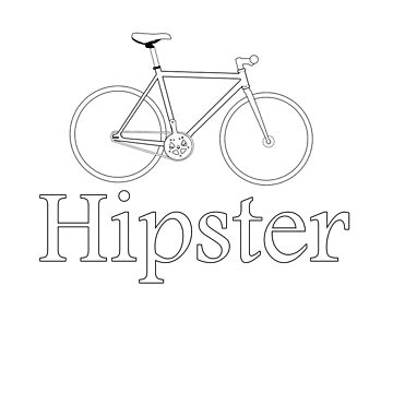 Hipster by colinwilson