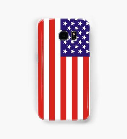 US National Flag Samsung Galaxy Case/Skin