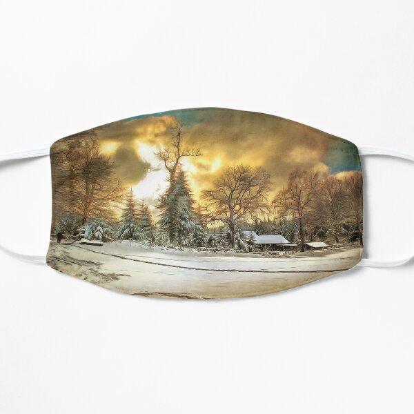 Winter Refuge Mask