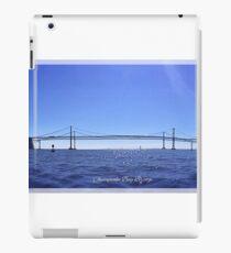 Chesapeake Bay Bridge iPad Case/Skin
