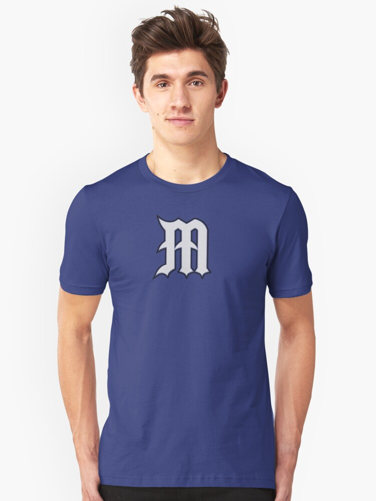 Midlothian Embroidered M Unisex T-Shirt Front