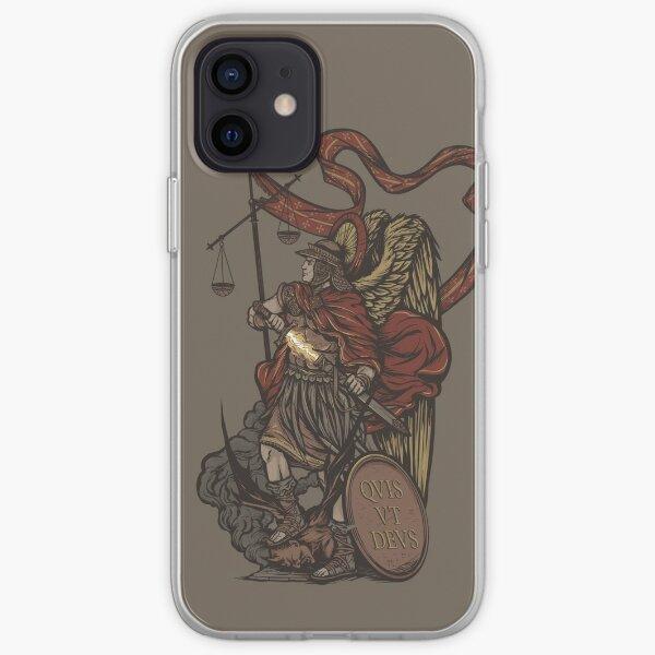 Saint Michael the Archangel iPhone Soft Case