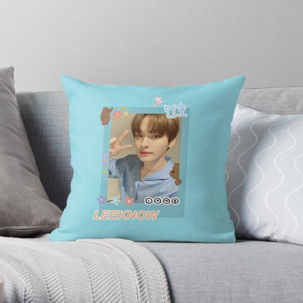 leeknow Throw Pillow