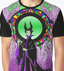 """All Hail Maleficent!"" Graphic T-Shirt"