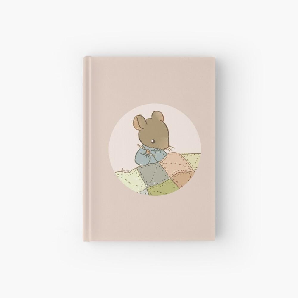 a little mouse quilts a little quilt Hardcover Journal