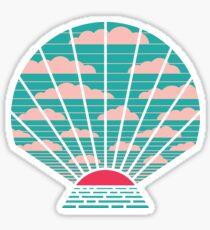 The Birth of Day Sticker