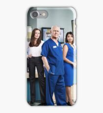 Casualty Cast 2014  iPhone Case/Skin
