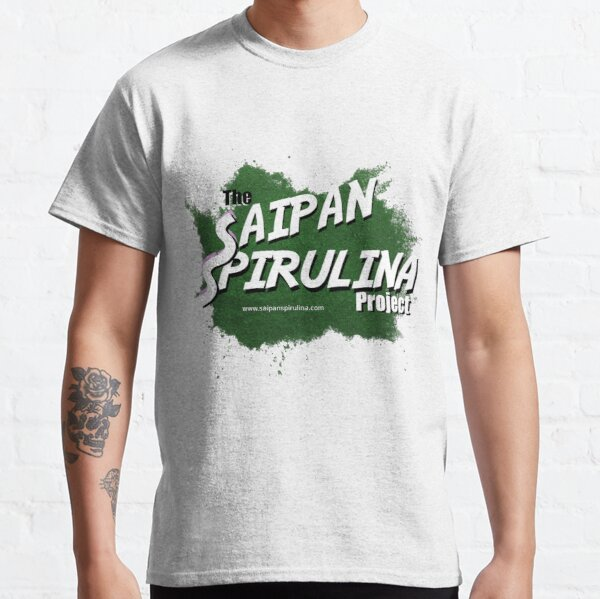 The Saipan Spirulina Project Classic T-Shirt