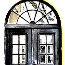 The Old School Door by ©The Creative  Minds