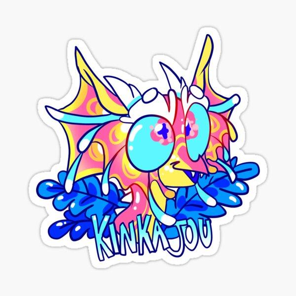 Autocollant Kinkajou! [Ailes de feu] Sticker