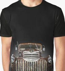 1946 Chevrolet Pickup Rat Rod Graphic T-Shirt