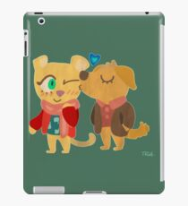 John & Mary iPad Case/Skin