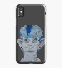 Punx Not Dead iPhone Case/Skin