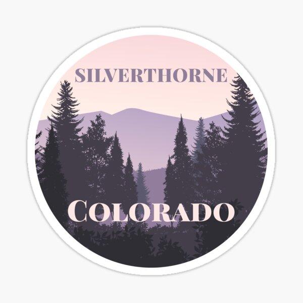 Silverthorne, Colorado Sticker