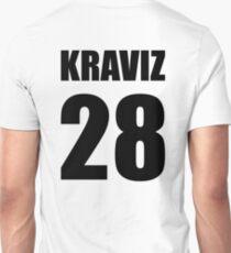 Kraviz 28 (Nina Kraviz) - techno tshirt T-Shirt