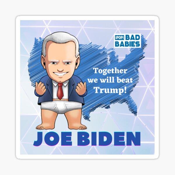 Democrat Joe Biden 1 Sticker