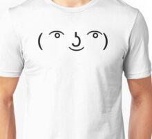 ( ͡° ͜ʖ ͡°) Le Lenny Face Unisex T-Shirt