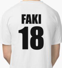 Faki 18 (Len Faki) - techno tshirt Classic T-Shirt
