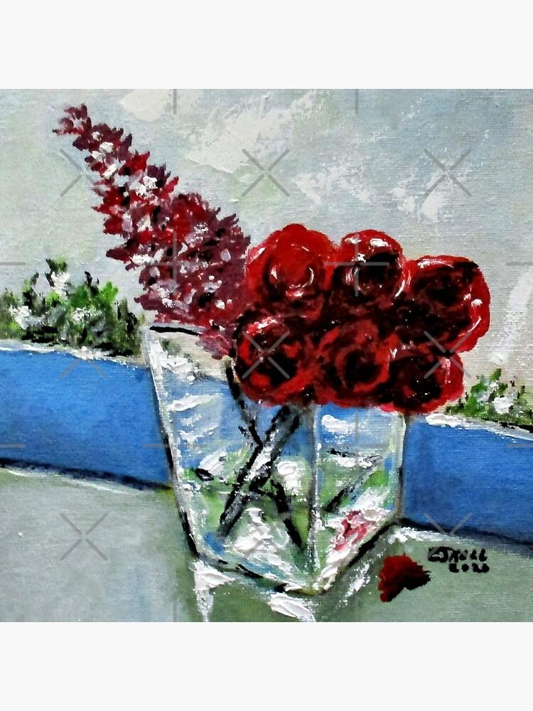 Window Bouquet No2. by cjkell