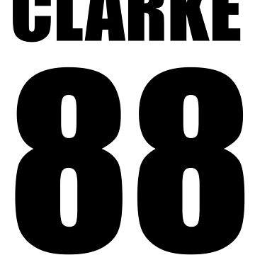 Clarke 88 (dave clarke) - techno tshirt by technolover