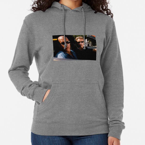 The Fast and the furious Lightweight Hoodie