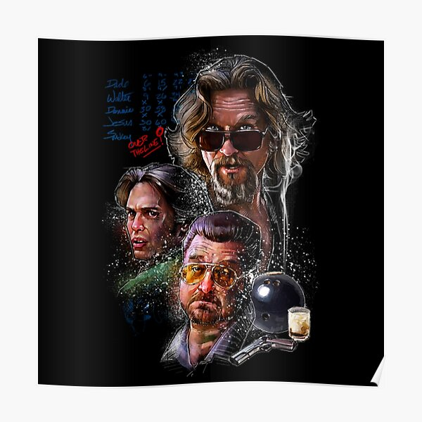 The Dudes Poster